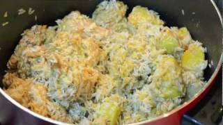 How to make chicken pulao / biryani