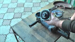Чем и как смазать болгарку. Смазка для вечной работы угловой шлиф- машинки.(, 2015-12-18T15:37:05.000Z)