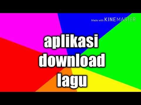 Aplikasi untuk download lagu terbaik