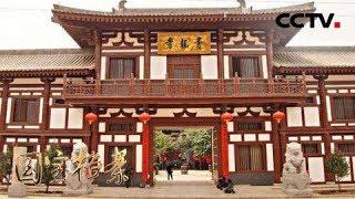 《国宝档案》 20190606 盛世长安——古寺情缘| CCTV中文国际