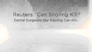 Anti Snoring Device - Snore Relief Made Easy