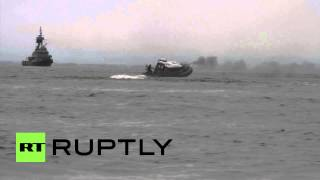 Russia: Navy Day parade wows Petropavlovsk-Kamchatsky crowd