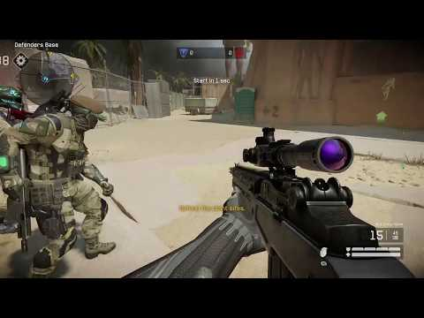 Warface Xbox One Mouse And Keyboard First Time I Use M14 Crazy Horse Sniper