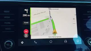 Aa mirror + yandex navigator screenshot 3