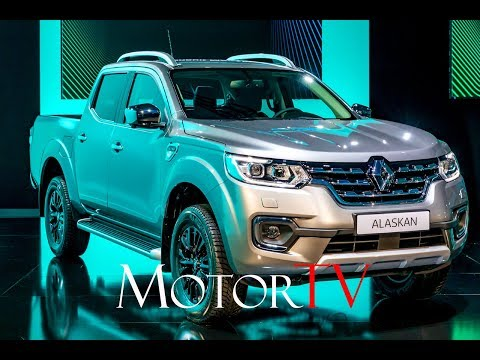 RENAULT Updates Euro-Spec ALASKAN With Cleaner Engine, New Rear Suspension