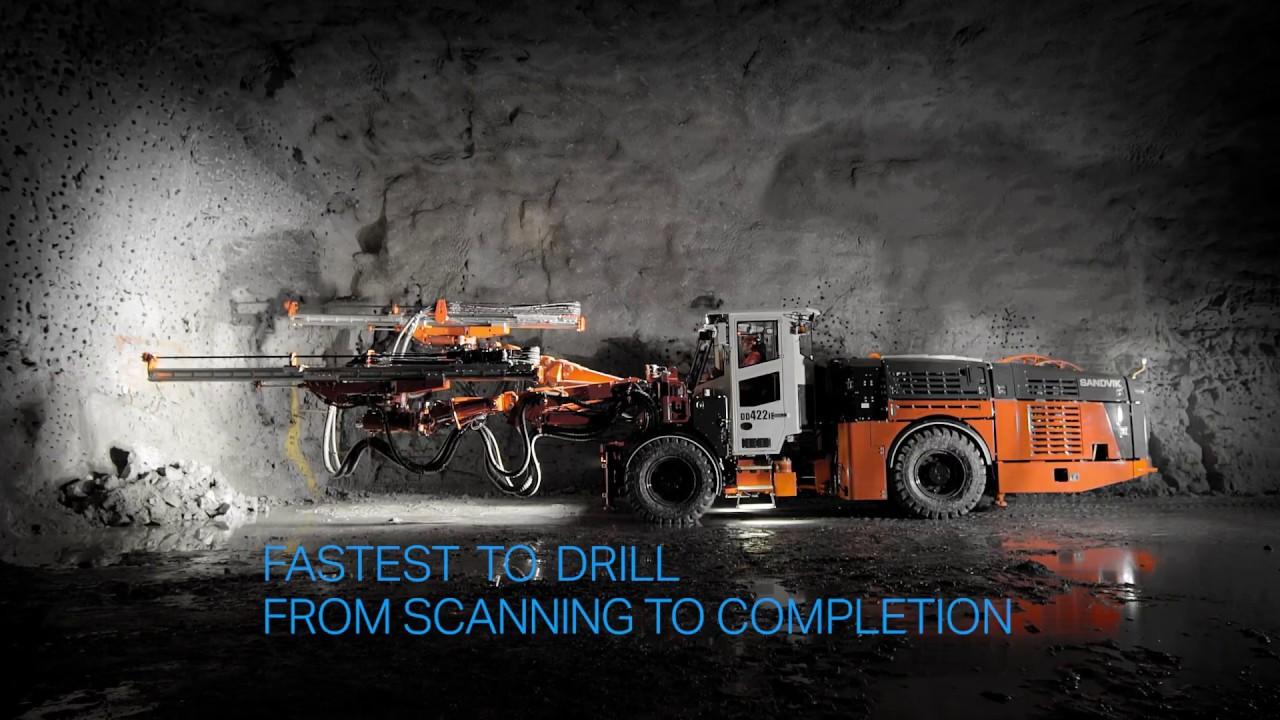 Sandvik iSeries: Fastest to drill