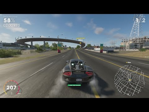 """The Crew 2 - """"Flying Germans"""" Summit (Top Run / Platinum Guide) - All Events!"""