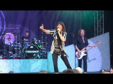 Foreigner  Waiting For A Girl Like You Dresden 2017
