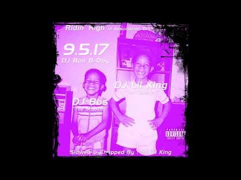 DJ Lil King 9.5.17. (DJ Bos B-Day)