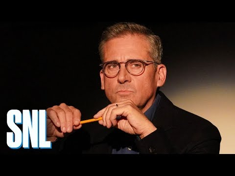 SNL Host Steve Carell Is a Serious Actor