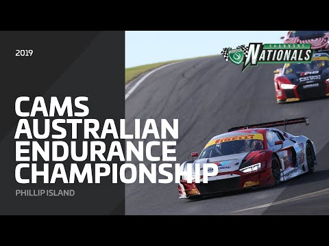 Australian GT Endurance Championship  | Race 1 | Phillip Island 2019 | Shannons Nationals