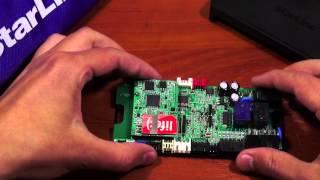 видео Купить установить автосигнализацию StarLine B94 CAN