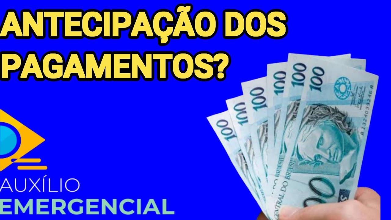 Auxílio Emergencial: Ministro Confirna Antecipação, é pra todos?