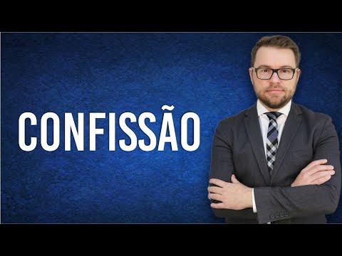 NOVO CPC - CONFISSÃO