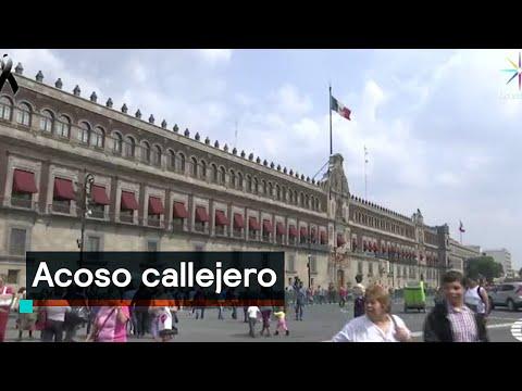 Acoso callejero - con Paola Rojas