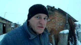 ЗИМА // Жизнь в деревне. Жизнь в России