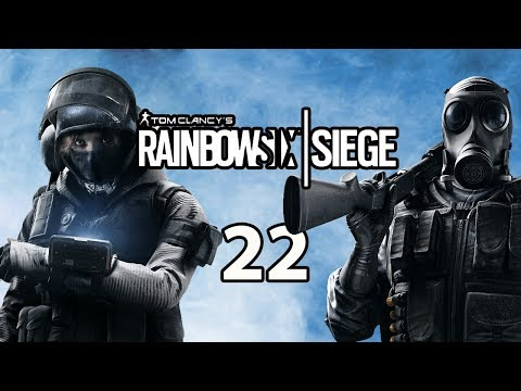 Northernlion and Friends Play: Rainbow Six: Siege! [Episode 22: IQ and Smoke]
