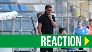DSC Arminia Bielefeld 1-3 Norwich City: Daniel Farke Reaction