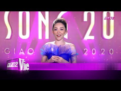 Giám khảo xinh đẹp của Siêu Trí Tuệ Việt Nam rạng rỡ xuất hiện trong show giao thừa| SÓNG 20
