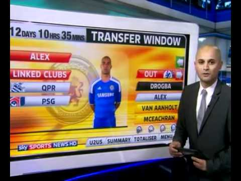 latest news on transfer window