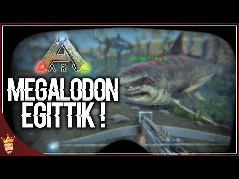 KÖPEK BALIĞI !   ARK Türkçe Multiplayer   Bölüm 21