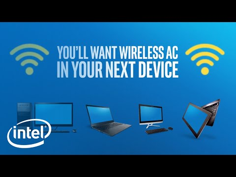 Experience Faster Wi-Fi with Intel® Wireless-AC | Intel