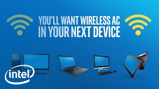 Kablosuz daha Hızlı tecrübe-Intel® Kablosuz-Fi-AC | Intel