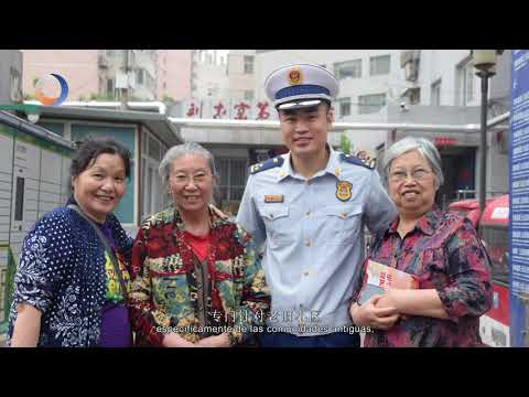 China.org.cn reveals insider stories of a special firefighter unit in China