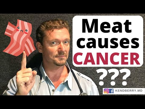 Red Meat Causes Cancer 'CAUSE The W.H.O. Says So (What About the Research?)