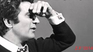 Gilbert Becaud - Dimanche а Orly (1963)