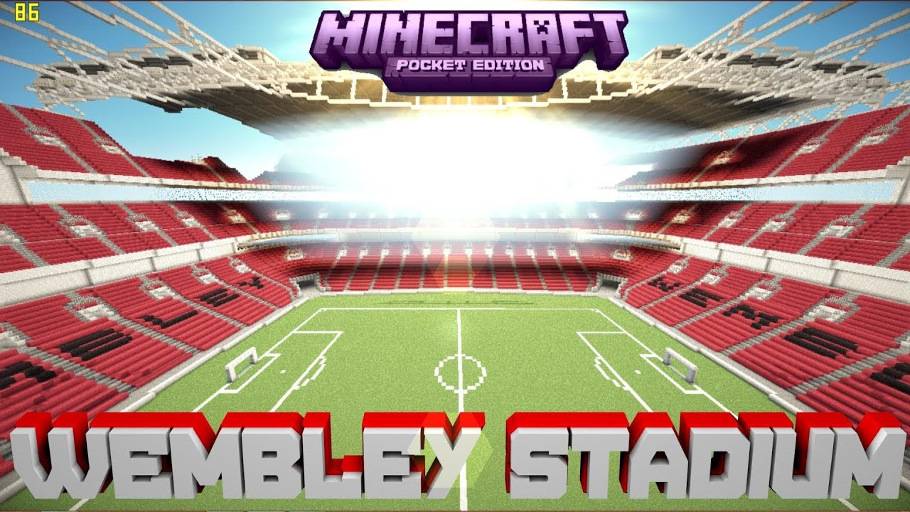 Minecraft pe wembley stadium download youtube sciox Gallery