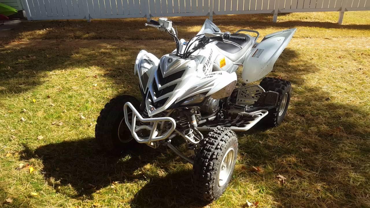 2007 Yamaha Raptor 700 GYTR Edition