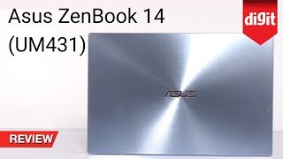 Tested! Asus ZenBook 14 (UM431) Review