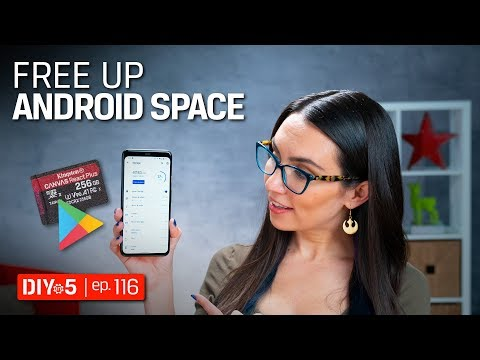 Android Tips 📱💾 Free Up Storage On Your Android Phone - DIY In 5 Ep 116