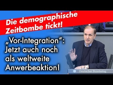 Integration ist gescheitert! | Dr. Gottfried Curio