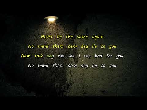 Wande Coal – Again Lyrics