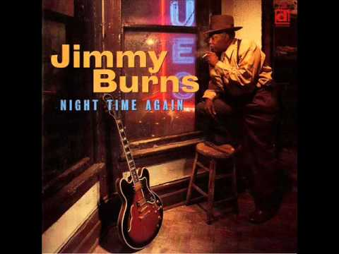 Jimmy Burns - Hard Road