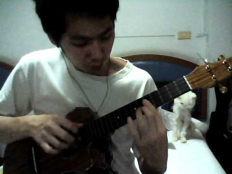 Koa Pili Koko + Black Fremont, While my guitar