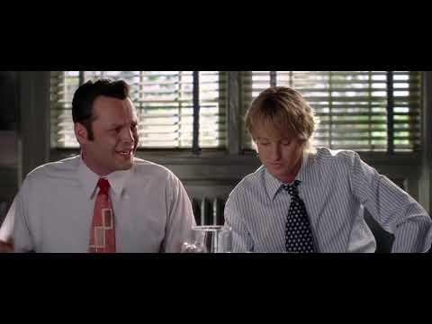 Wedding Crashers Best Scene Owen Wilson Vince Vaughn Dwight Yoakam Rebecca De Mornay