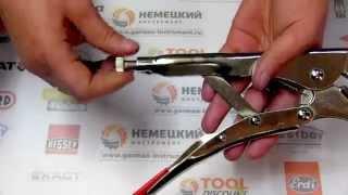 КЛЕЩИ ЗАЖИМНЫЕ УНИВЕРСАЛЬНЫЕ KNIPEX 4004250(, 2014-12-14T12:00:33.000Z)