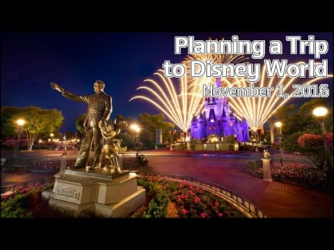 Planning a Trip to Disney World (11.1.16) #711