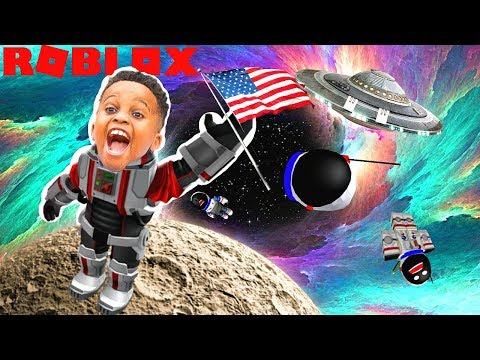 I CAN'T FLY MY SPACESHIP - Moon Tycoon Roblox | Playonyx
