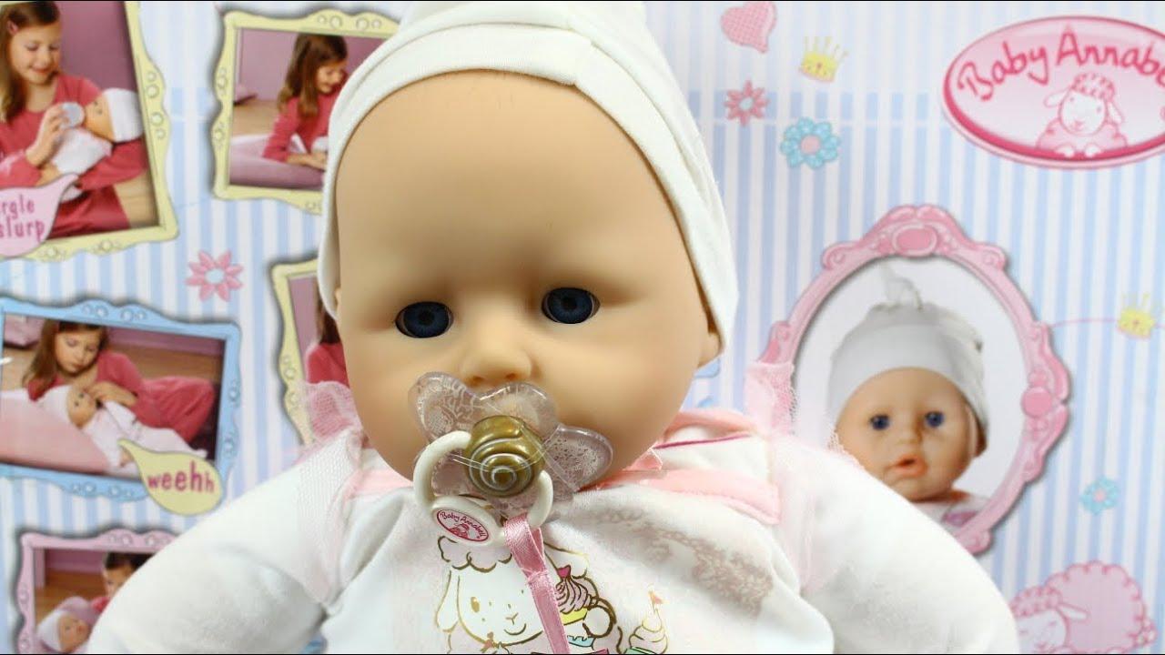Baby Annabell Doll Малышка Аннабель Version 8 Версия