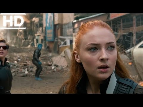 X-Men: Apocalypse | Son Savaş (1/9) | (1080p)