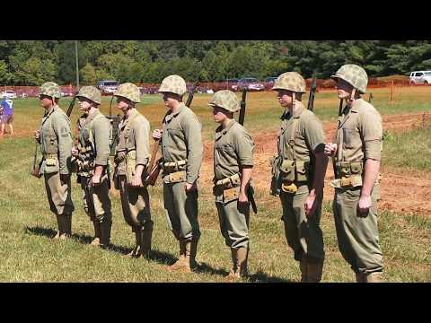 "USMC Historical Company - ""Tank Farm"" Open House - September 23rd, 2017 @ Nokesville, VA"