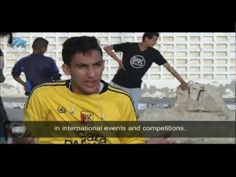 Intervew PK Gaza Team on Carte Blanche TV   2016