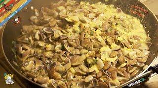 79 - Telline alla livornese..non si bada certo a spese!(secondo a base di pesce ricetta passo passo)