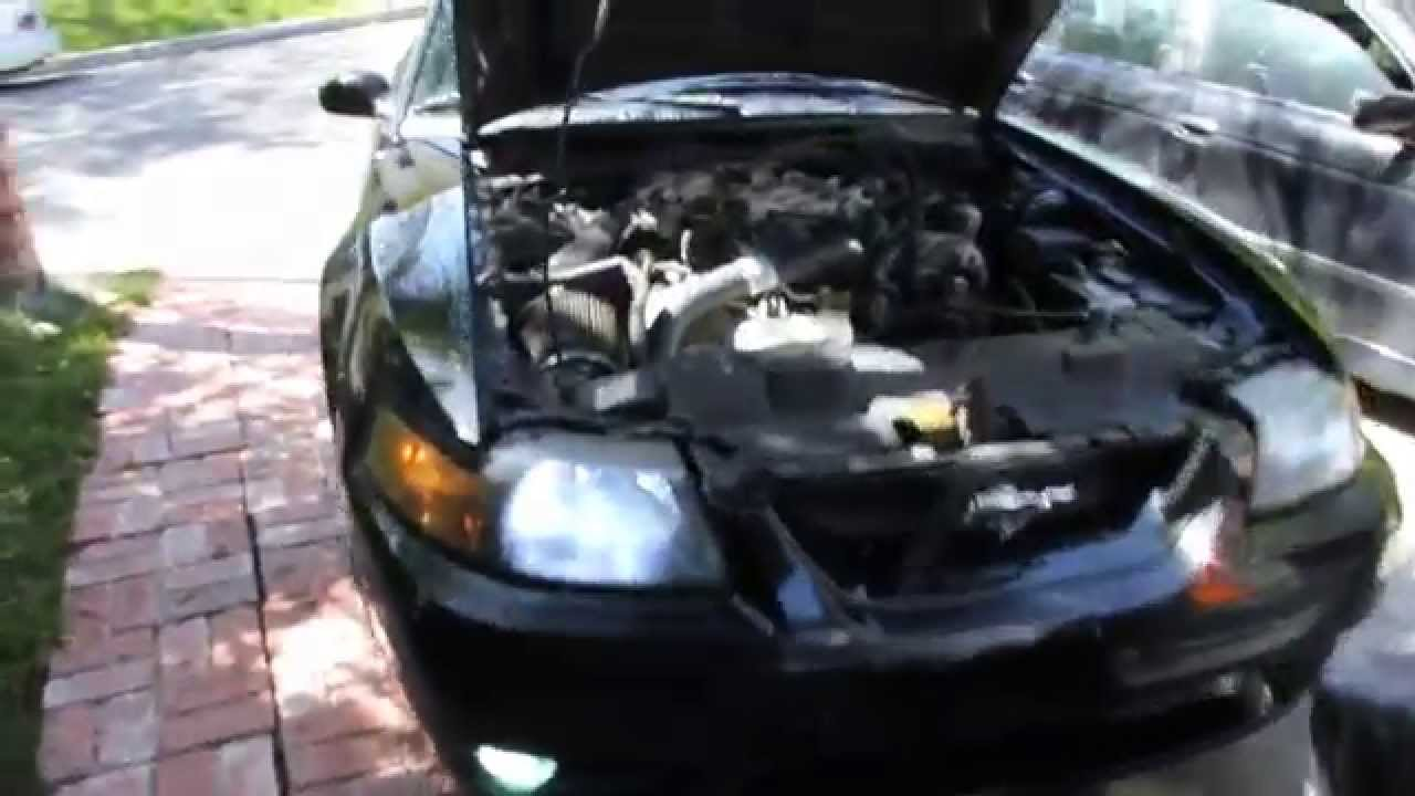 Mustang Fog Light Install Part 2 Youtube 1994 Gt Wiring Diagram