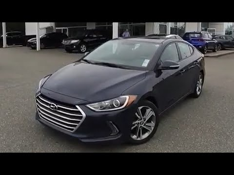 2017 Hyundai Elantra GLS Feature Review!