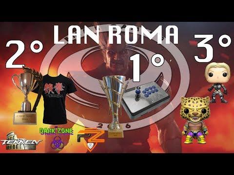 LAN ROMA TEKKEN 7 - DARKZONE - EMMEGAMING